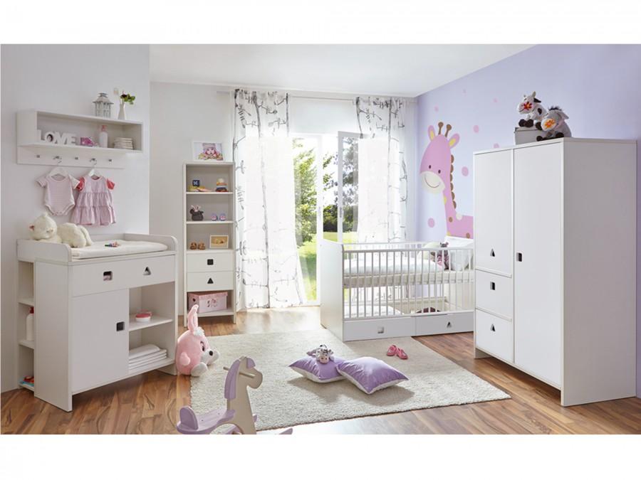 babyzimmer cubo 5 teilig 2 t rig verschied farben m bel 29. Black Bedroom Furniture Sets. Home Design Ideas