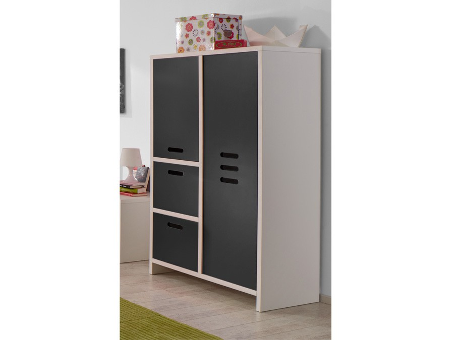 kleiderschrank clou m bel 29. Black Bedroom Furniture Sets. Home Design Ideas