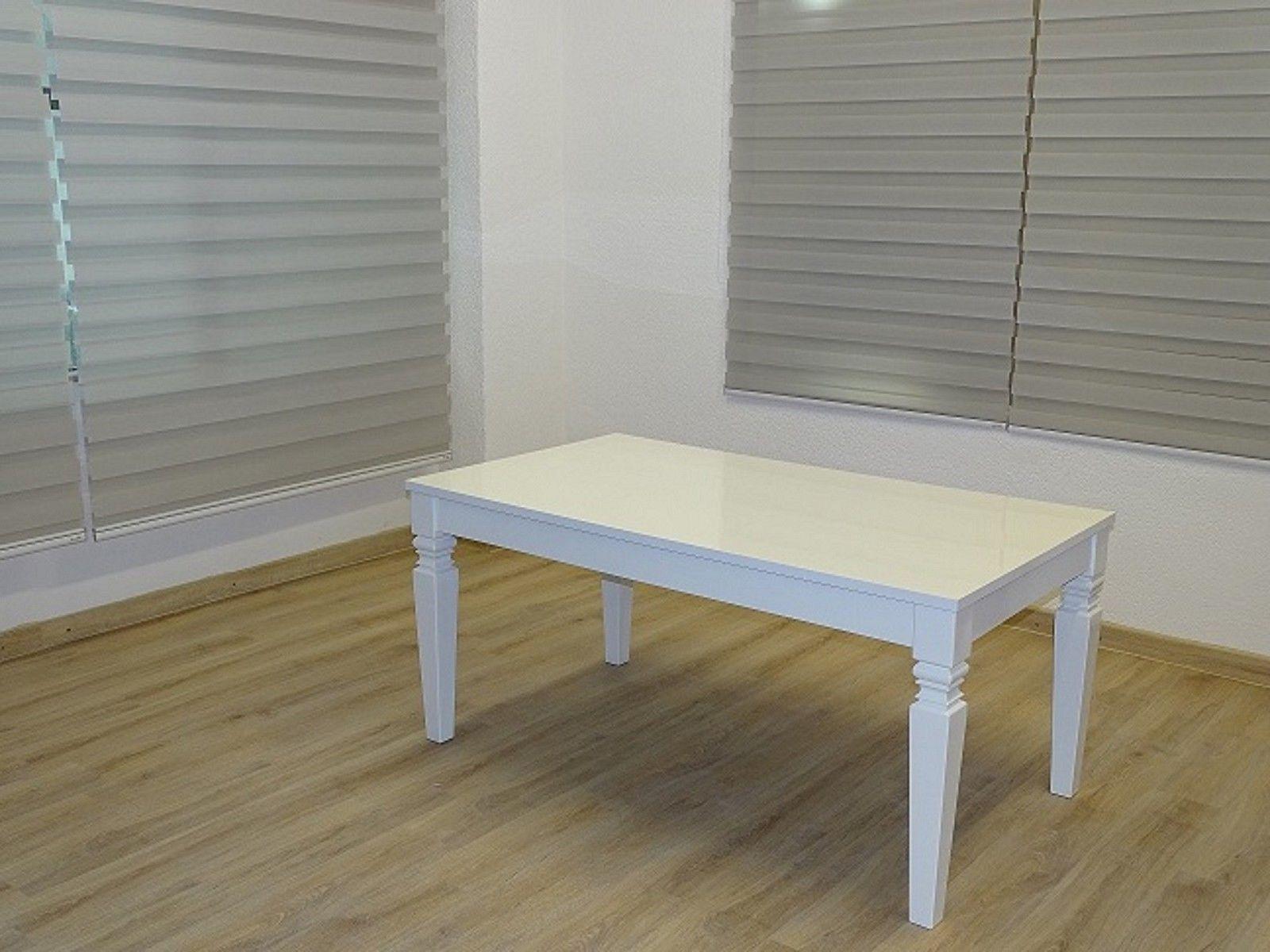 esstisch k chentisch wei hochglanz m bel 29. Black Bedroom Furniture Sets. Home Design Ideas